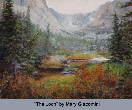 The Loch by Mary Giacomini